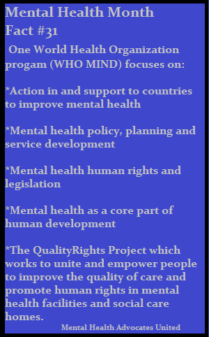 mhau mental health month fact 31