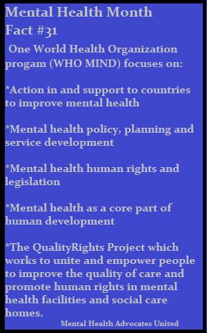 mhau mental health month fact 31