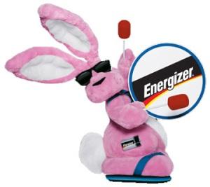 del energizer bunny