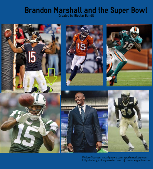 brandon marshall super bowl