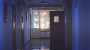 Hopital Door